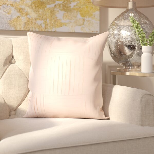 Holden 100% Cotton Throw Pillow Cover by House of Hampton